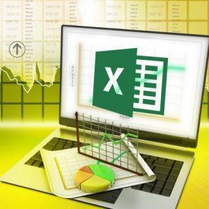 Mühasibat Excel üsul