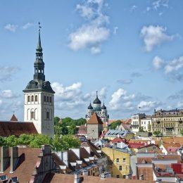 vergi sistemi Estoniya