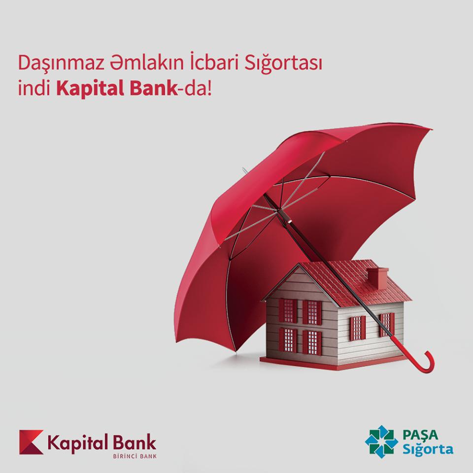 əmlak, Kapital Bank