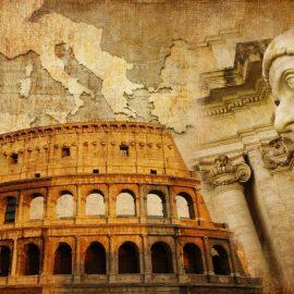 Qədim Romada uçot,